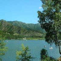 Чемальское водохранилище :: nataly-teplyakov