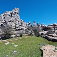 ТОРКАЛЬ. Парк каменных изваяний. Испания. :: Виталий Половинко