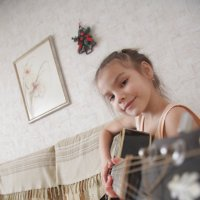 игра на гитаре :: Александр ***