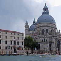 Дождь в Венеции :: skijumper Иванов