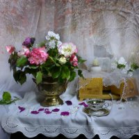 Когда зима прийдёт нежданно... :: Валентина Колова