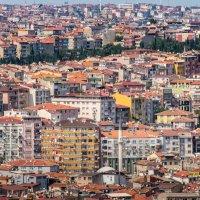 Стамбул,вид с Галатской башни :: Наталия Л.