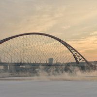 мост на закате :: cfysx