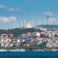 Стамбул,вид на Азиатскую сторону :: Наталия Л.