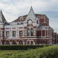 Театр :: Игорь Денисов