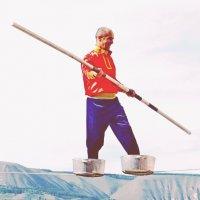 Как на лыжах :: Raduzka (Надежда Веркина)