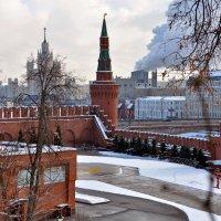 Вид на город из Кремля :: Леонид Иванчук