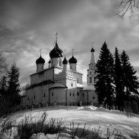 Медитация Ильи Пророка... :: Юрий Велицкий
