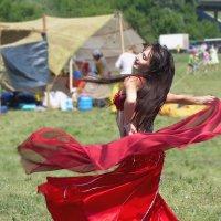 Танцовщица :: Инна Драбкина