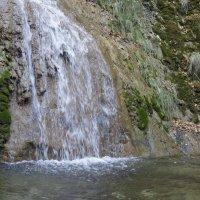 Гебиусские водопады. Краснодарский край. :: Виктория Попова