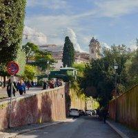Пешко до Piazza di Spagna :: Olcen Len