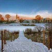 Зима, утро, свет, цвет... :: Александр Никитинский