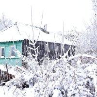 Здесь прошла Снежная королева. :: Елена Иванова