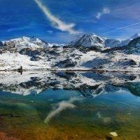 прикосновение миров :: Elena Wymann