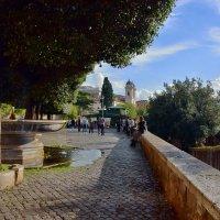 Прогулки по Риму :: Olcen Len