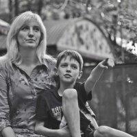 Вместе :: Ольга Винницкая (Olenka)
