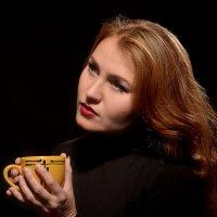 Теплый чай :: Anny Riddle