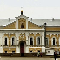 Монастырская трапезная :: Nikolay Monahov
