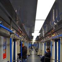 Бесконечный поезд :: Oleg4618 Шутченко