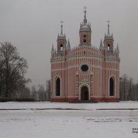 Чесменская церковь :: skijumper Иванов