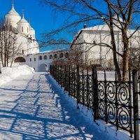 Спасо-Прилуцкий монастырь.Вологда. :: Юрий Слепчук