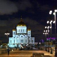 По ночной Москве 3 :: Дмитрий Печенкин