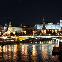 По ночной Москве 5 :: Дмитрий Печенкин