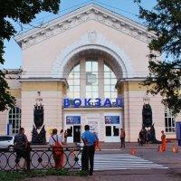 Южный вокзал. :: sav-al-v Савченко