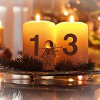 """13 декабря день """"Святой Люсии"""" в Швеции :: Swetlana V"""