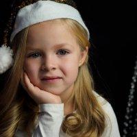 Новогодний портрет :: Евгения Турушева
