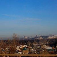 Город на холмах. :: Ильсияр Шакирова