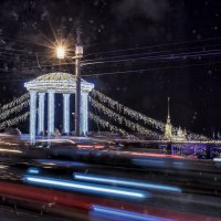 Предпраздничный Петербург :: Владимир Колесников