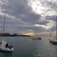 Яхты Геленджика :: Виктория Попова