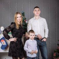 новогодния фотосесия Кричев 2019 :: Евгений Третьяков