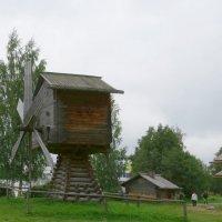 Мельница :: Вера Щукина