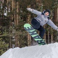 Прыжок :: Сергей l