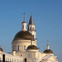 Спасо-Преображенский собор и Невьянская башня :: Нэля Лысенко