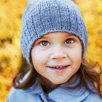 Детский портрет :: Екатерина Тихомирова