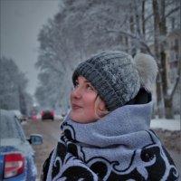 Зимним пасмурным днем :: Валерий Талашов