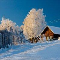 Деревня зимняя :: Алексей Екимовских