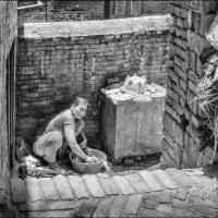 Женщины Непала. :: Ирина Токарева