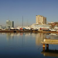Яхт клуб 7 футов, Владивосток :: Эдуард Куклин