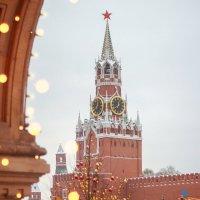 Спасская башня :: Татьяна Колганова