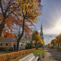 Коломна в октябре :: Владимир Колесников