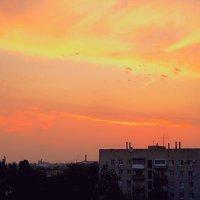 Утро в городе :: Raduzka (Надежда Веркина)
