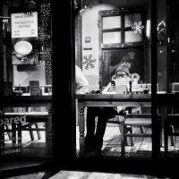 """Кафе """"Снежинка"""" :: Сергей Малашкин"""