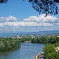 Река Рона :: tina kulikowa