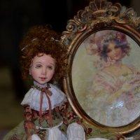 А у куклы тоже есть душа...  чистая, как слезы малыша... :: Ольга Русанова (olg-rusanowa2010)