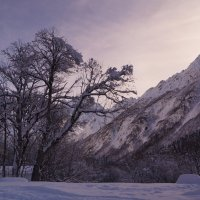 зима в горах :: валентин яблонский