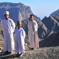 молодёжь в Омане :: Георгий А